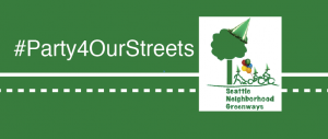#Party4OurStreets
