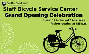 Childrens Hospital Service Center Opening