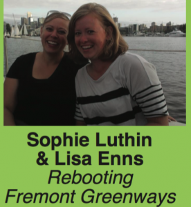Community Builder Sophie and Lisa