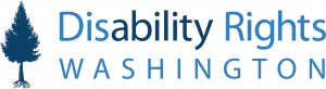 Disability Rights Washington DRW logo