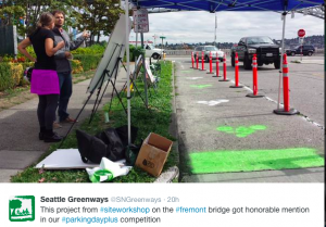 Fremont Bridge Protected Off-Ramp