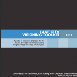 Lake City Visioning Toolkit image