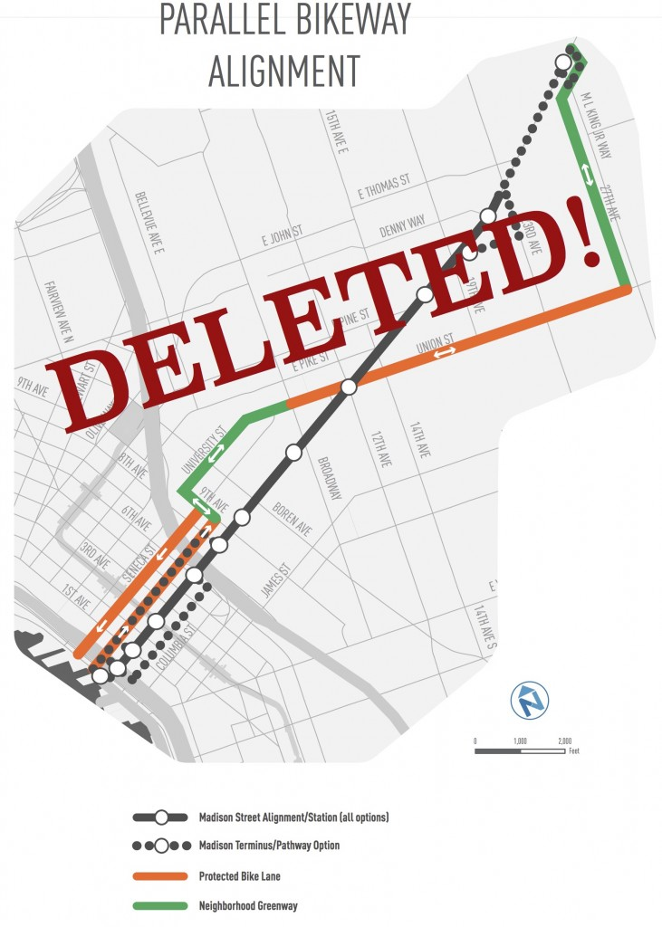 Madison BRT DELETED bike route map