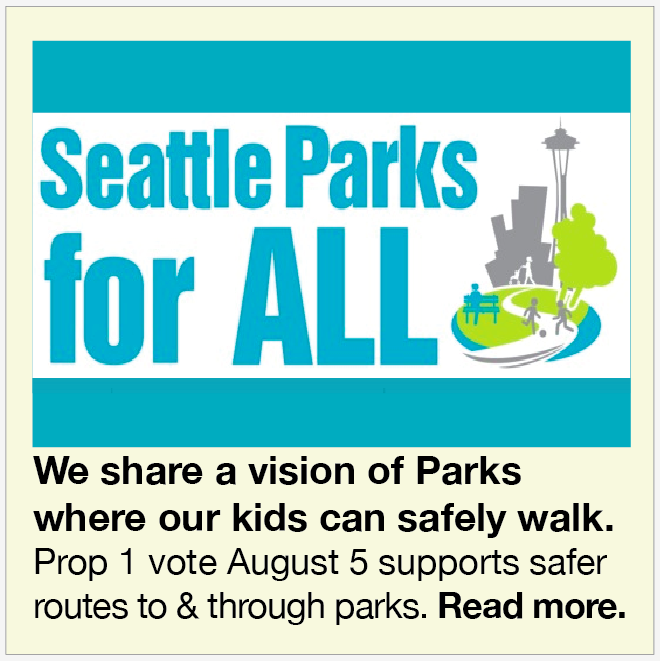 Parks for All July 2014