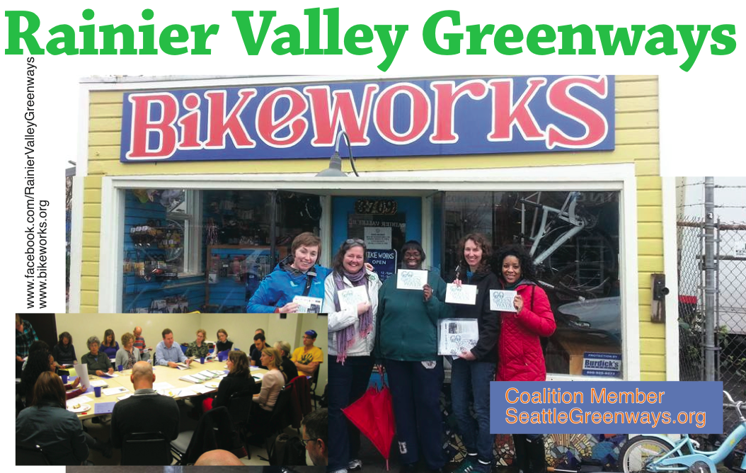 Rainier Valley Greenways Wins 2014 Community Builder Award