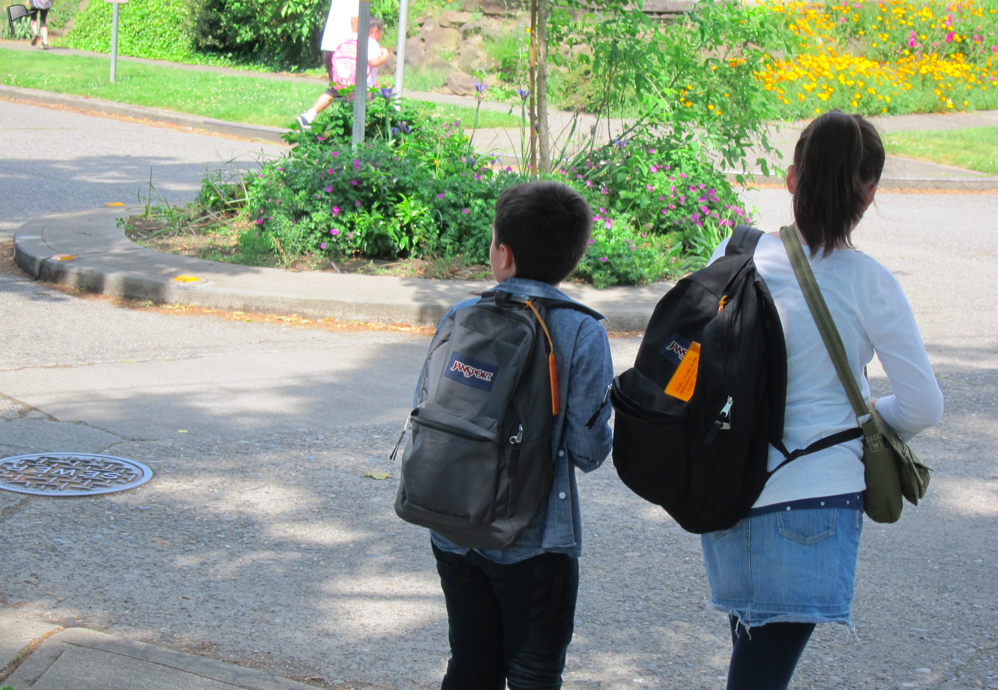 Help Plan Safe Routes to School to Eagle Staff, Northgate & Other Local Schools