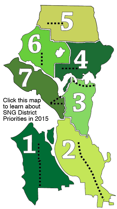 2015 SNG Priorities Map
