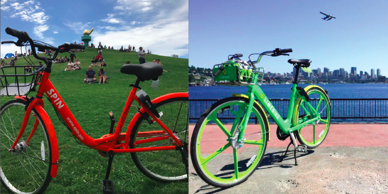 Bike share will test safe Seattle streets