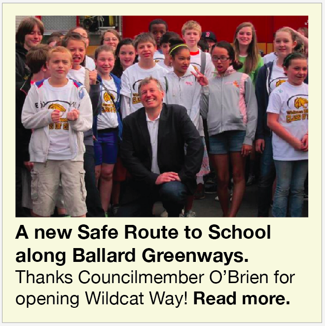 Wildcat Way Opening July 2014