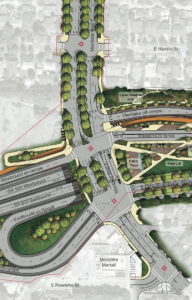 montlake blvd interchange